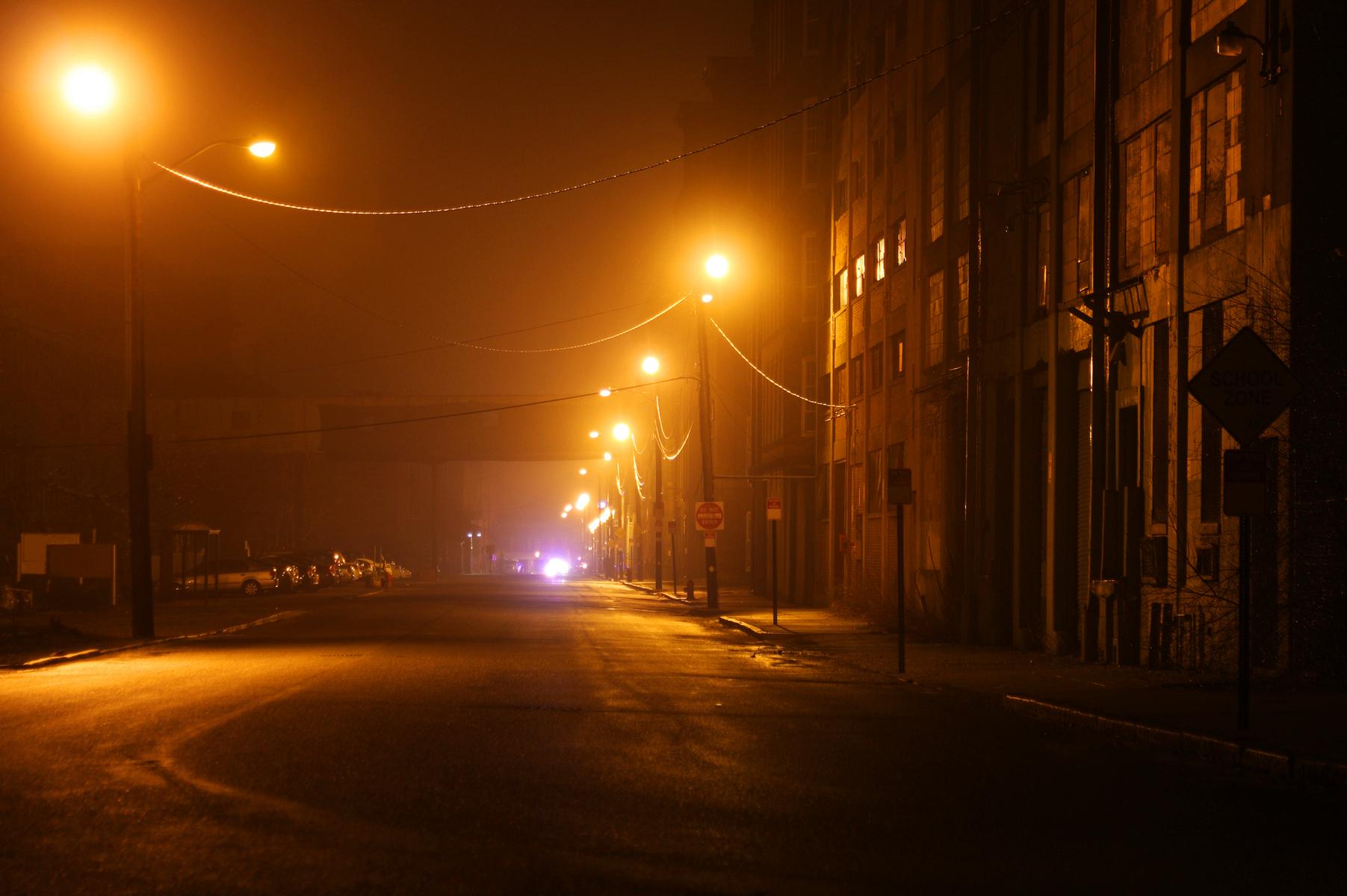 Light Pollution Photo Essay