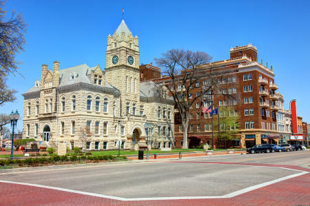 Manhattan, Kansas